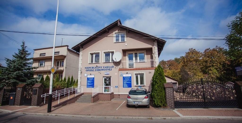 Siedziba Stomatologia Lidia Jagusztyn